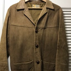 SIMCO Leather Co Vintage Cattleman Jacket